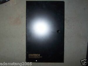 Kantech Cabinet With Dsc Pc4204 Board Zone Panel