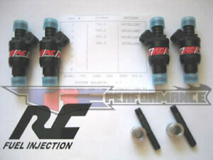 Rc 550cc Fuel Injectors Honda Acura K Series Rsx New