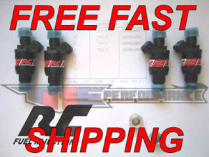 Rc 550cc Fuel Injectors Dodge Neon Srt4 Srt 4 52lb New
