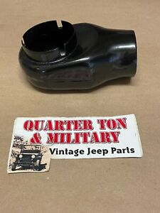 Jeep Willys Mb Gpw Cj2a Cj3a Carburetor Air Horn