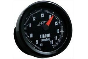 Aem Gauge Kit Analog Air Fuel 8 5 To 18 1afr 30 5130