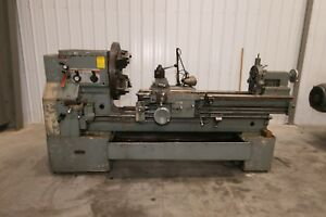 8374 Leblond Sliding Gap Bed Lathe 19 36 X 30 90