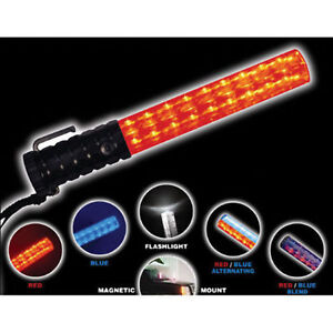 Traffic Safety Crossing Guard Led Baton Light Wand R b