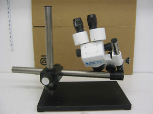 Braintree Scientific Inc Microscope W Prior Stand