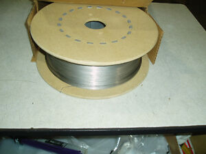 Ns Satin glide Stainless Steel Welding Wire Type 316lhs 30 Wire Dia