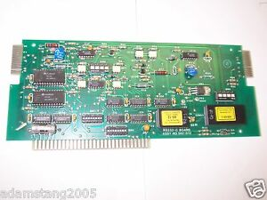 Simplex 562 513 562513 Rs232 c Fire Alarm Panel Board