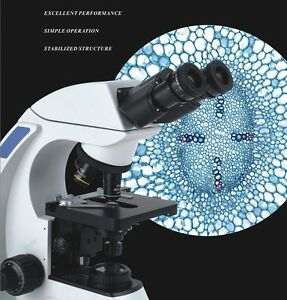 Bum320s zeiss Clone Upright Trinocular Microscope For Clinical Labs