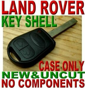 New Key Shell Only For Range Rover 3 Keyless Entry Transmitter Remote Fob Case