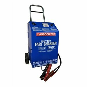 70602 Amp Heavy Duty Indoor Outdoor Commercial Fast Battery Charger Auto Timer