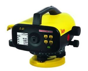 Leica Sprinter 250m Electronic Construction Level Pack