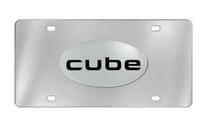 Nissan Cube Decorative Vanity Front License Plate