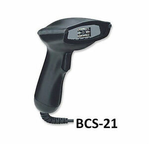Usb 2d Barcode Scanner W 430mm Scan Depth Manhattan 177603 Cablesonline Bcs 21