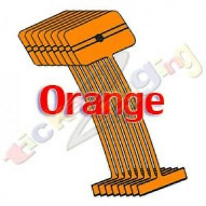 50 000 1 Orange Regular Standard Barbs Tag Tagging Gun Fasteners High Quality