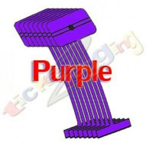 50 000 1 Purple Regular Standard Barbs Tag Tagging Gun Fasteners High Quality