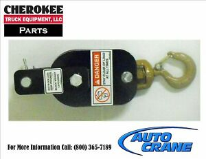 Auto Crane 320433000 Travel Block Assembly