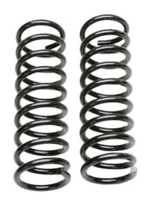 Jeep Grand Cherokee Wj 2 Front Lifted Coil Springs 99 04 Bds Suspensions