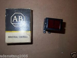 New Allen Bradley 1720 n54 Ser a Segment Led Display 11 5v Dc 28v Dc
