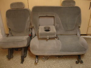 Ford Expedition Second Row Seat 1997 1998 1999 2000 2001 2002 Great Condition