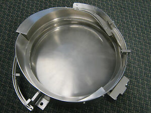 13x4 Service Engineering Inc 116197a Vibratory Bowl Feeder 21 1 4 Inline Track