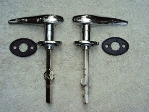 Outside Locking Door Handles Hot Rod Street Rod Rat Rod Kit Car