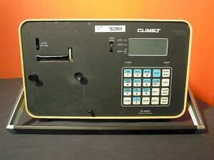 Climet Ci 8060 Particle Counter