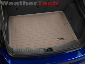 Weathertech Cargo Liner Trunk Mat Ford Focus Hatchback 2012 2015 Tan