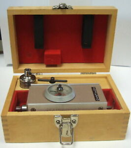Chatillon Tg 240mrp Torque Gauge W Box And Supreme Chuck