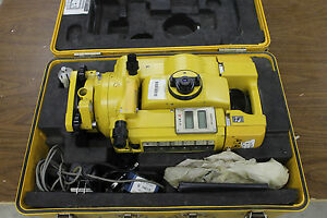Topcon Et 1 Total Station Degital With Power Supply