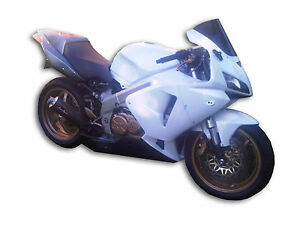 Diamond White Pearl Tri Coat 3 Stage Basecoat Clearcoat Motorcycle Paint Kit