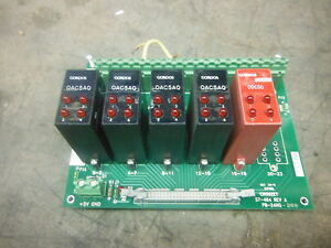 Crouzet Board 57 464 Pb24hq 269 W 4 Oac5q Modules 1 Odc5q I o Modules