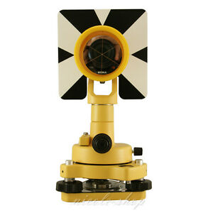 Brand New Single Prism Set For Total Station Topcon Dia 64mm 0mm Offset
