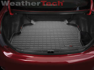 Weathertech Cargo Liner Trunk Mat For Toyota Corolla 2009 2010 Black