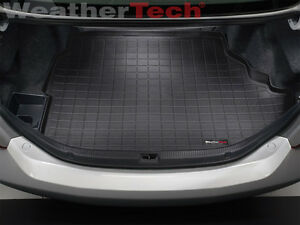Weathertech Cargo Liner Trunk Mat For Toyota Camry 2007 2011 Black