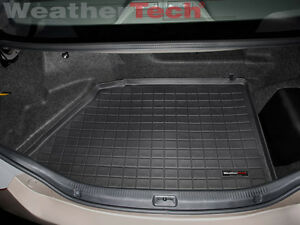 Weathertech Cargo Liner Trunk Mat For Toyota Camry Hybrid 2007 2011 Black