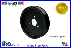 Bmw Power Steering Pump Pulley 32 42 1 740 858 New Aluminum