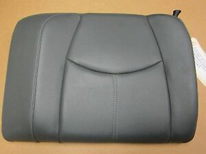 2005 Carrera S Rwd Porsche 911 05 Coupe 997 Gray Rear Driver Seat Back L 50 714