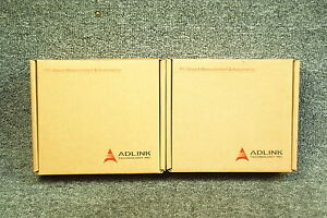 Adlink Technology Direct Connect Terminal Board Acld 9137 Lot Of 2 New Free Ship
