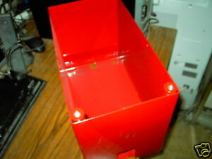 Ihc Farmall Super M Super Mta 300 400 450 Battery Box