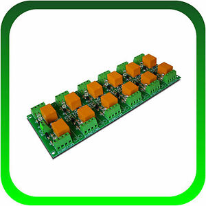 12v 12 channel Relay Module Switch Board For Arduino Pic Arm Avr