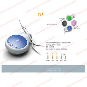 Dental Woodpecker Ultrasonic Piezo Scaler Dte d5