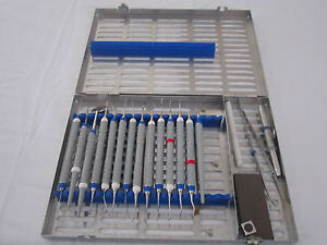 Hu friedy Ims Cassette Signature Series Periodontic Kit