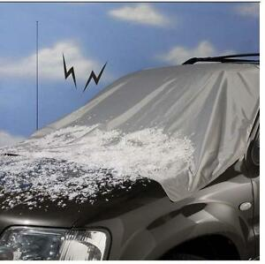 Suv truck Windshield Cover Protects Windshield From Snow And Ice Prevent Freeze