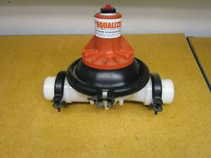 The Equalizer Wilden Pump Engineering Co Automatic Surge Dampener
