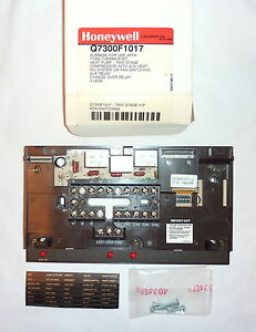 Honeywell Q7300f1017 Subbase For T7300 Thermostat Heat Pump New In Box