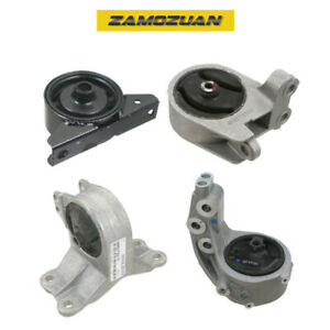Engine Motor Trans Mount 4pcs For 2000 2005 Mitsubishi Eclipse 3 0 For Manual