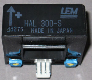 300a Current Sensor Transducer Hal 300 s lem New Hall effect Type