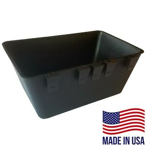 Cage Cups 6pcs Black 6pcs White 1 2 Gallon Large Hanging Water Cups Chicken