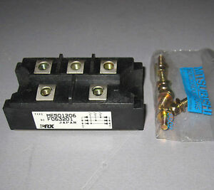 Bridge Rectifier 1200v 60a Powerex Model Me501206 3 phase Diode Module New