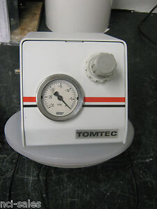 Tomtec 330 58 Mini Vacuum Trap Top Unit Only