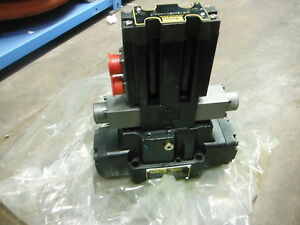 Parker Valve D41fle21dc4nw00 New In Box